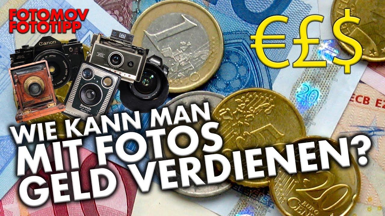 fotos geld verdienen