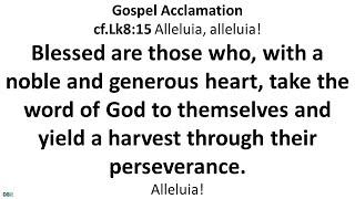 19 October 2021 Catнolic Mass Daily Bible Reading