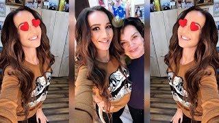 Бузова привезла маму на роботу Дом2 после съемок с Андреем Малаховым