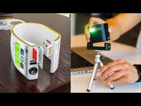 5 AMAZING SMART GADGETS INVENTION ▶ LED Projector Unique Watch That Are On Another Level