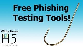 Free Phishing Tools!