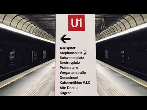 Public transport in Vienna