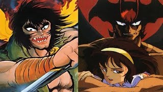 AH Anime Topic #2 Violence Jack Connection to Devilman