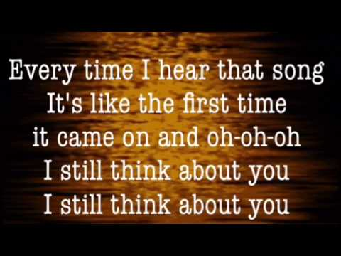 Every Time I Hear That Song Blake Shelton Lyrics