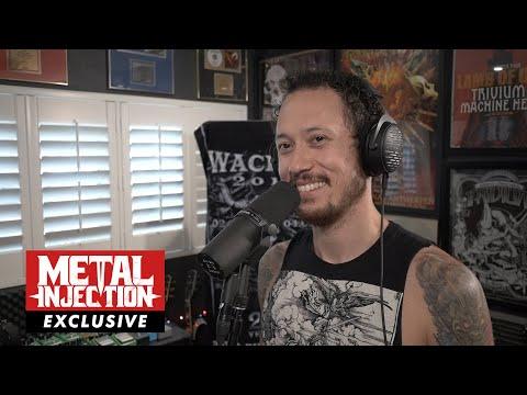 Matt Heafy on New TRIVIUM Album, How Twitch Makes Him Better, Working With IHSAHN   Metal Injection