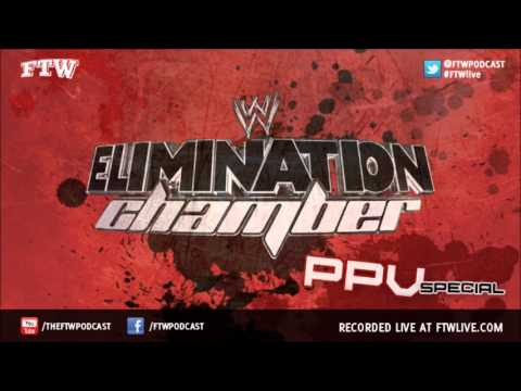 WWE Elimination Chamber 2013 Live Special Travel Video