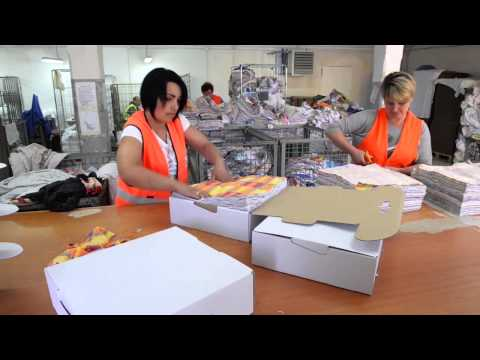 KOBRA Poland - Second-hand clothing, textile recycling, cleaning rags manufacture