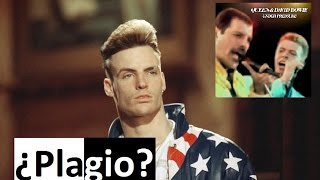 ¿Plagio? Queen & David Bowie VS Vanilla Ice: Under Pressure (1982) - Ice Ice Baby (1990)