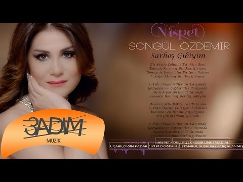 Songül Özdemir - Sarhoş Gibiyim ( Official Lyric Video )