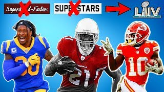CAN THE BEST PLAYERS WITHOUT ANY ABILITIES WIN A SUPERBOWL? Madden 20 Franchise Experiment