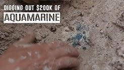 Mt. Antero Treasures - Episode 4 - Mining Aquamarine