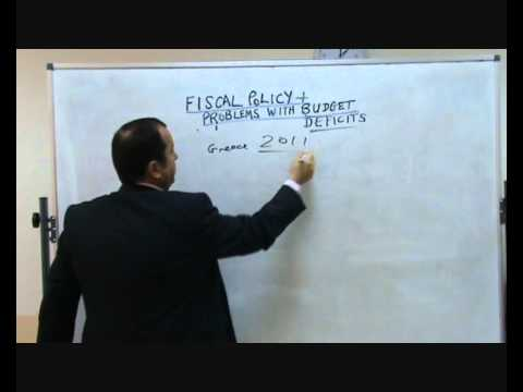 Discretionary fiscal policy tools