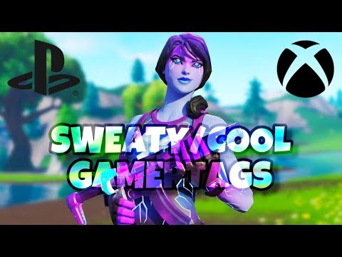 50 Sweaty/Cool Gamertags For PS4 & Xbox 2019 (Not Taken)