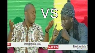 chaud débat mame mbaye niang et birame souleye diop, l'admistrateur de pastef s'énerve et...