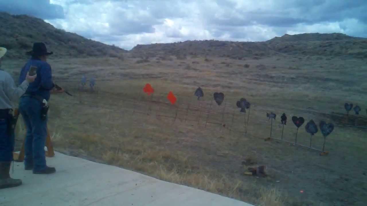 SASS Cowboy Action Shooting   Custer Rod and Gun Club