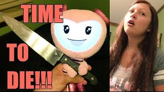 SCARY POSSESSED TOY TRIES TO KILL WIFE PRANK!