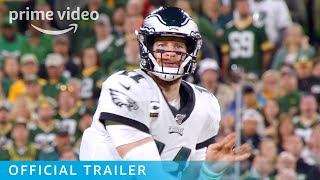 All or Nothing The Philadelphia Eagles - Official Trailer  Prime Video