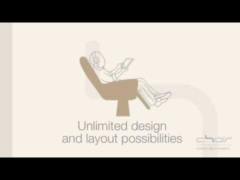 chair™ – Aircraft seating for the future