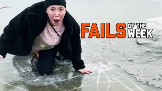 When The Ice Breaks... Fails of The Week | FailArmy 2021