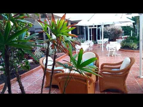 Terraza De Comedor De Hotel Barceló Corralejo Bay Youtube