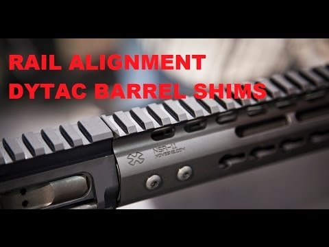 Dytac Barrel Shims