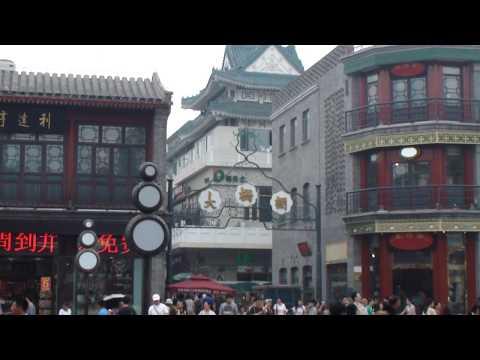 Shopping a Pechino