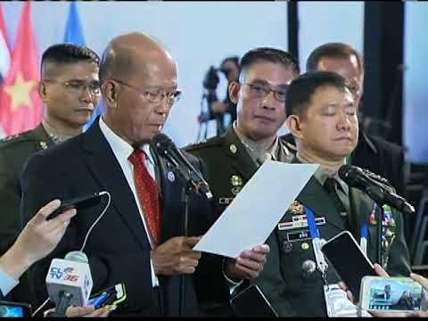 Marawi combat operations is over - Lorenzana