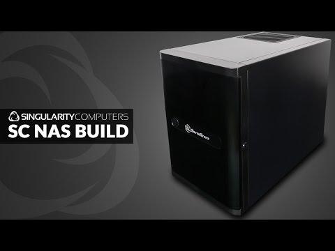 SC NAS Build Log: Part 2
