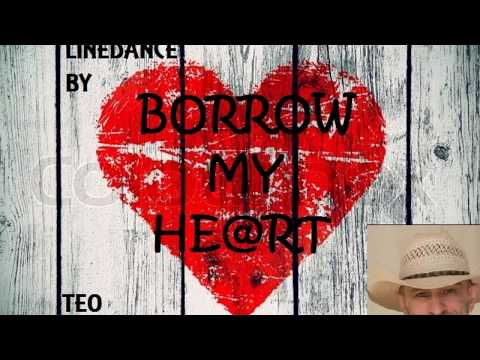 Borrow my heart - Teo Lattanzio (tutorial and demo)