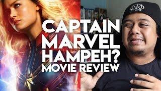 CAPTAIN MARVEL HAMPEH? | NON-SPOILER MOVIE REVIEW