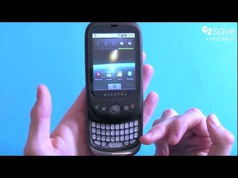 Alcatel OT 980 Review