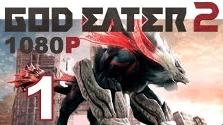 God Eater 2 - PS VITA - 1080P - Let