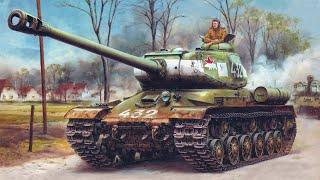 Невероятные танки прорыва. Оружие Победы - тяжелые танки СССР времен второй мировой