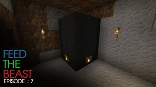 Mindcrack :: Feed The Beast :: E7 :: The Blast Furnace