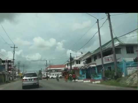 GUYANA-SHEET ANCHOR TO NEW AMSTERDAM-BERBICE- CORRIVERTON- OREALLA GUYANA