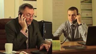 Трейлер обучающего фильма для группы компаний СКАУТ