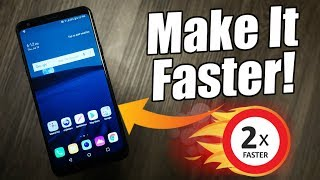 How To Make LG Stylo 4 Faster