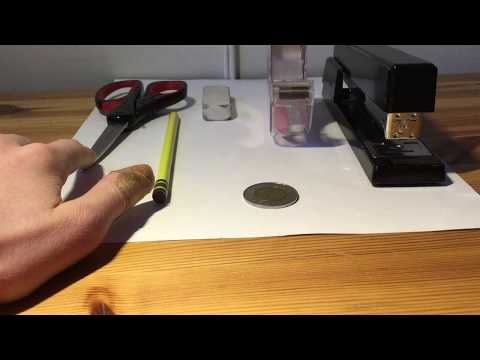 How to make a coin holder