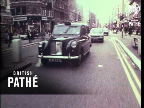 Oxford Street 19701979