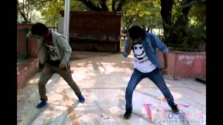 Tujhe Bhula Diya [Dance] Vrocker