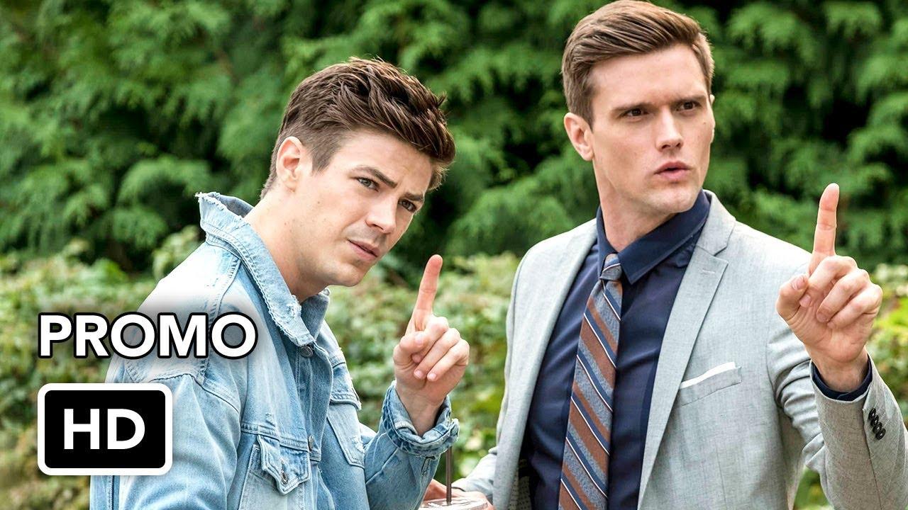 "Download The Flash 4x06 Promo ""When Harry Met Harry"" (HD) Season 4 Episode 6 Promo"