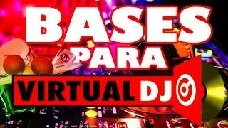 DESCARGAR BASES, LOOPS, SAMPLES PARA VIRTUAL DJ 6,7,8 GRATIS 2017