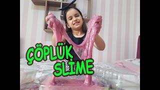 Çöplük Slimelar / Slime Çorbası / Garbage Slime