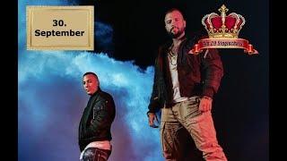 TOP 20 Deutschrap Single Charts | 30. September 2017