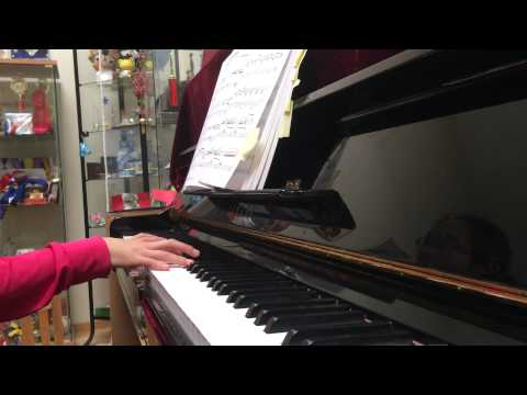 Fawkes the Phoenix (from Harry Potter and the Chamber of Secrets) - Piano Cover by Diane Zhou