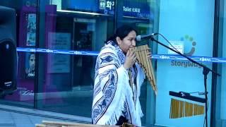 Beautiful Latin Music Live at Seoul Station