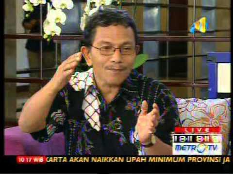 Dialog Metro TV - Teknologi Pangan Indonesia