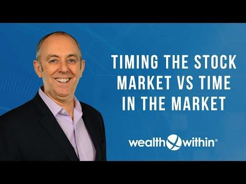 Timing the Stock Market | Australian Share Market Report 25/6/2018