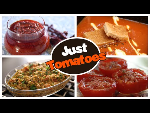 Just Tomatoes | Quick And Easy To Make Tomato Recipes