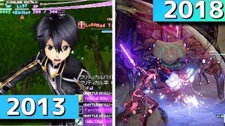 「ソードアート・オンライン」進化の歴史【SAO】 thumbnail
